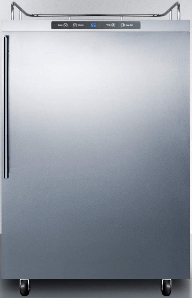 51lrqH2sQ7L. AC SL1004 The Best Beer Kegerator Refrigerator in 2021 (Review)