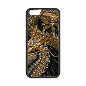 Durable Material Phone Case With Dragon Image On The Back For iPhone 6,6S Plus