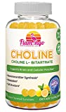Best Choline Supplements - Flamingo Supplements - Choline Bitartrate Chewable Gummies. Prenatal Review