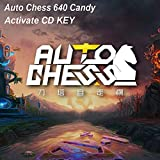 Auto Chess 640 Candy CDKEY for Dota2 Auto Chess Candy