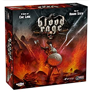 Blood Rage - 51lrsCB5VWL - Blood Rage