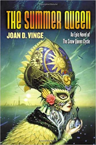the summer queen an epic novel of the snow queen cycle joan d