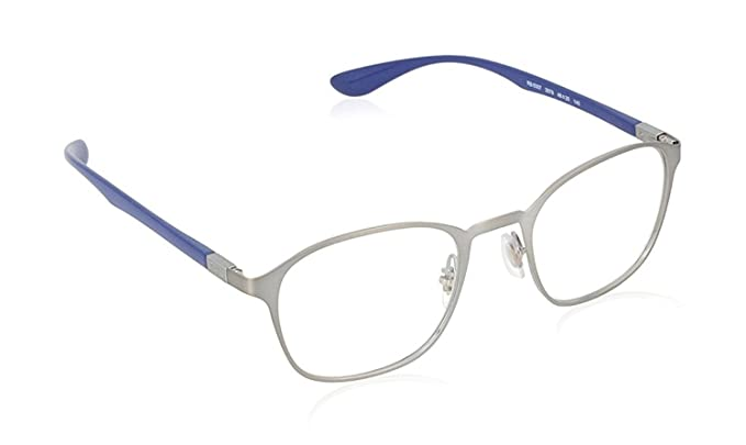 c630c4f787f Image Unavailable. Image not available for. Color  Ray-Ban Vista RX6357 2878  Eyeglasses Brushed Gunmetal