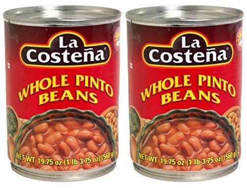 La Costena Bean Pinto Whole by La Costena