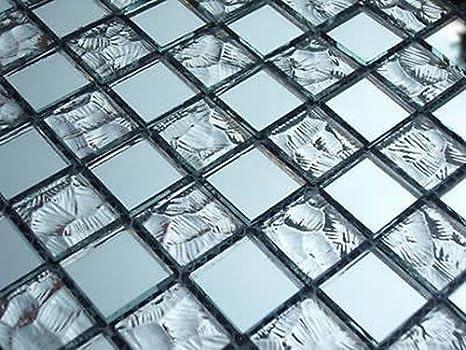 Piastrelle top shop vetro mosaico tessere di mosaico in vetro