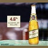 Miller High Life American Lager Beer, Beer, 40 FL