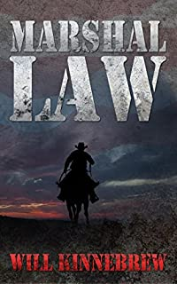 Marshal Law by Will Kinnebrew ebook deal