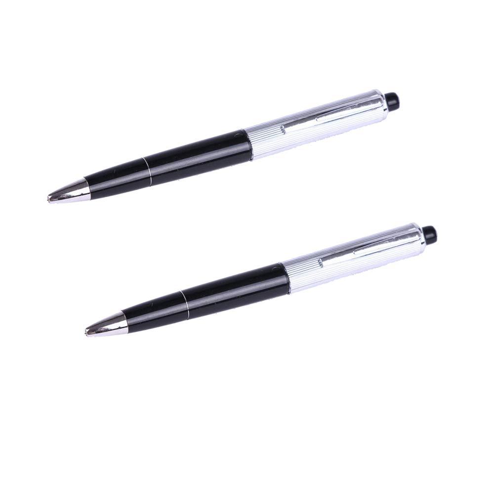 2Pcs Fliyeong Kreativer sicherer Spa/ß-Streich-Elektroschock-Stift-Spielzeug