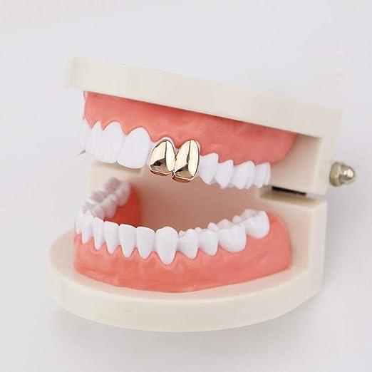 HPH Diente de Hip Hop Grill brillantes Dos dientes de Hip ...