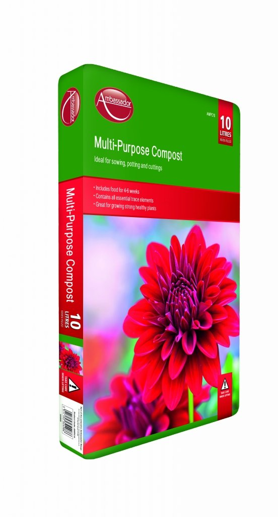Ambassador Multi Purpose Compost 10L