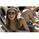 Spread Margarita Levieva as Heather in lounge chair 8 x 10 Inch Photo