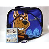 Scooby Doo Lunch Box Blue