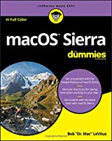 macOS Sierra For Dummies Front Cover