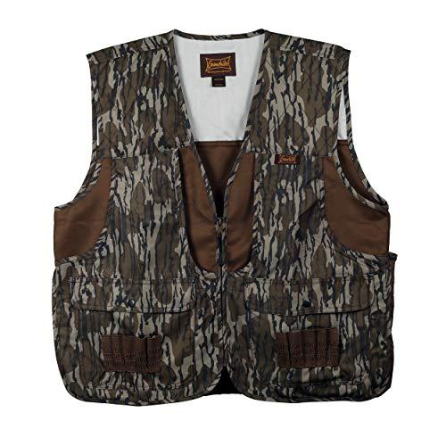 Gamehide Front Loader Vest (Mossy Oak Bottomland, Large)