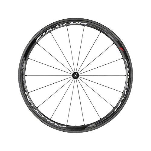 (Fulcrum Racing Quattro Carbon Wheelset - Clincher UD Carbon,)