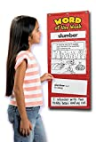 5 X Educational Insights Word Of The Week Vocabulary Pocket Chart Grade 3