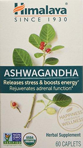 Himalaya Ashwagandha Stress relief Adrenaline Function product image