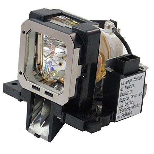 Projector Lamp Assembly with Genuine Original Ushio Bulb Inside. DLA-X55R JVC Projector Lamp Replacement