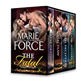 Marie Force The Fatal Series Volume 2: Fatal Destiny\Fatal Flaw\Fatal Deception\Fatal Mistake