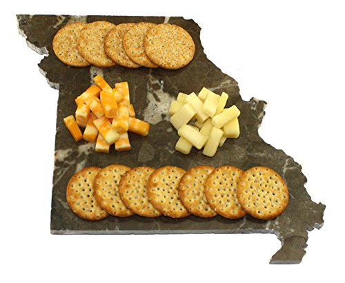 Custom Missouri Marble Cutting Board, Serving Tray, or Cheese Board- Personalized with Laser Engraving