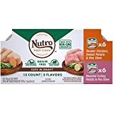NUTRO Adult High Protein Natural Grain Free Wet Do...