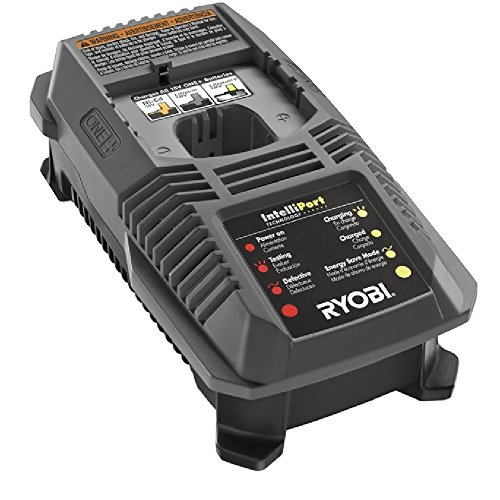 Ryobi-ZRP118-18-Volt-ONE-Dual-Chemistry-Battery-Charger-Certified-Refurbished