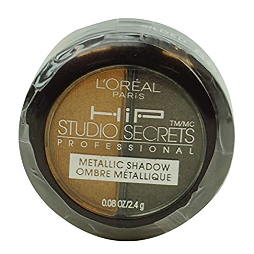 L'oreal Paris Hip Studio Secrets Professional Metallic Duos,