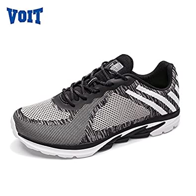 newest collection 2a6cb f07b3 VOIT, Men s Sports Shoes Training Shoes, Sneakers, Low Running Sneakers  Black