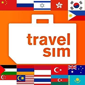 Tarjeta SIM de prepago para Asia (Australia, Armenia, Azerbaiyán, China, Filipinas, Georgia, Hong Kong, Indonesia, Israel, Kazakstán, Malasia, Rusia, Singapur, Bielorrusia, Tailandia, Turquía)-2GB: Amazon.es: Electrónica