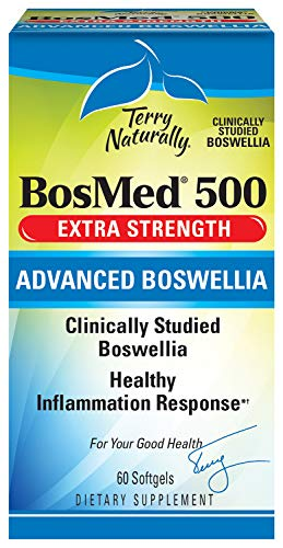 Cheap Terry Naturally BosMed 500 – Extra Strength Advanced Boswellia – 60 Softgels