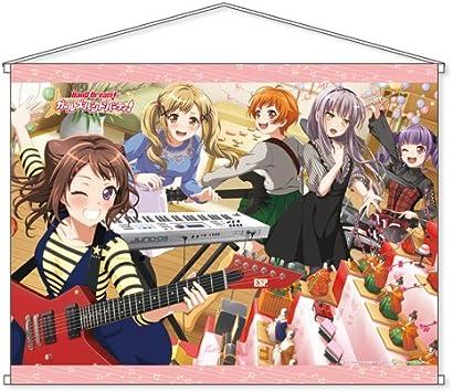 ASCII Media Works Bandori! Girl Band Party! B2 Tapestry Festival Ver. Length of About 51.5cm ~ 72.8cm Horizontal: Amazon.es: Juguetes y juegos