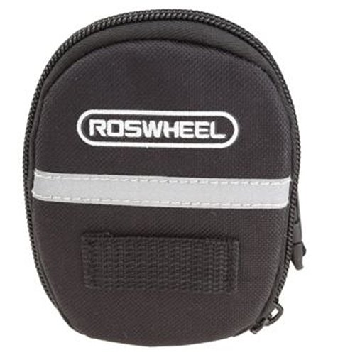 ROSWHEEL Waterproof Bike Cycling Saddle Bag Seat Pouch Bicycle Tail Rear Storage