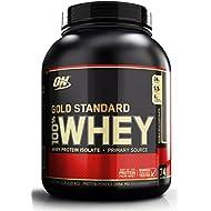 Optimum Nutrition Gold Standard 100% Whey Protein Powder...