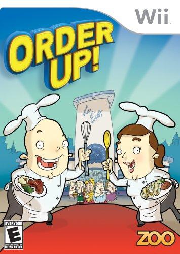 Order Up! Nintendo Wii Iron