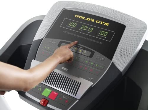 Gold's Gym Trainer 720 Treadmill 3