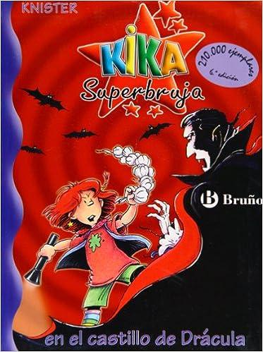 Resultado de imagen de kika superbruja en el castillo de dracula