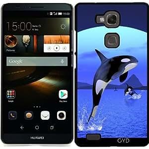 Funda para Huawei Ascend Mate 7 - Orca 1 by Gatterwe