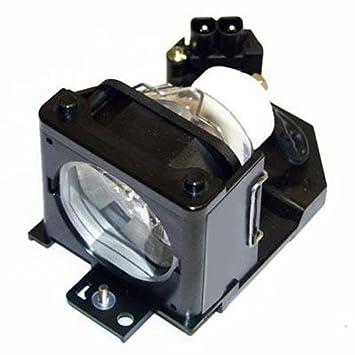 COMPATIBLES Lámpara para proyector Hitachi PJ-LC9: Amazon.es ...