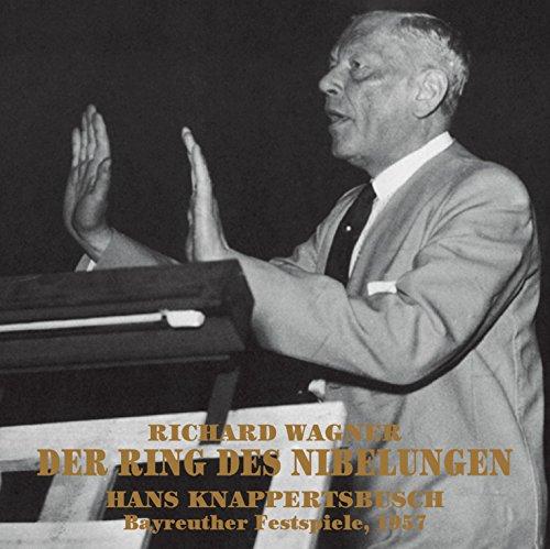 ハンス・クナッパーツブッシュ / リヒャルト・ワーグナー:楽劇4部作「ニーベルングの指環」全曲 (バイロイト1957)