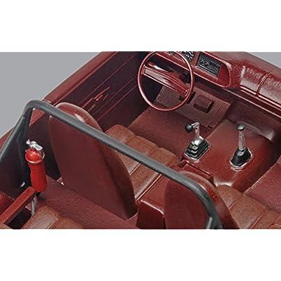 Revell '80 Dodge Ramcharger Plastic Model Kit: Toys & Games