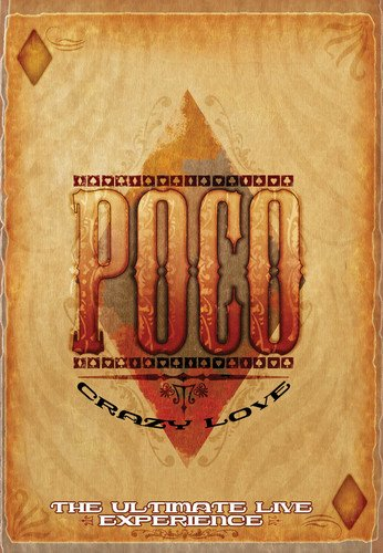 DVD : Poco - Crazy Love - The Ultimate Live Experience (2PC)