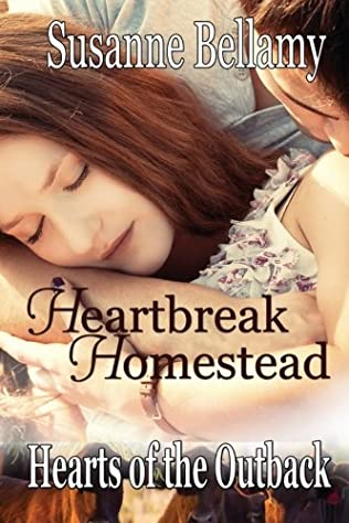book cover of Heartbreak Homestead