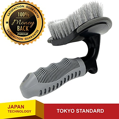JapanX - Car Duster Brush - L Style Max Brush Car Duster - Microfiber Car Brush Multipurpose Car Duster - Car and Home Interior Use - Professional Car Brushes Tool - 2015 Styles For Latest