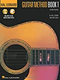 Hal Leonard Guitar Method Book 1:  Book/CD Pack