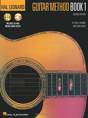 Best guitar method book 1