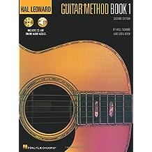 Hal Leonard Guitar Method Book 1: Book/CD/Online Audio Pack