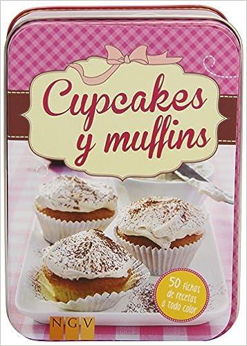 CUPCAKES & MUFFINS.(CAJAS DE RECETAS): Varios: 9783625004271: Amazon.com: Books