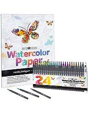 Brite Crown Watercolor Marker Sets
