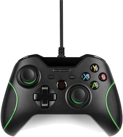 CSZH Gamepad de cable por cable USB para Microsoft Xbox One Mando ...