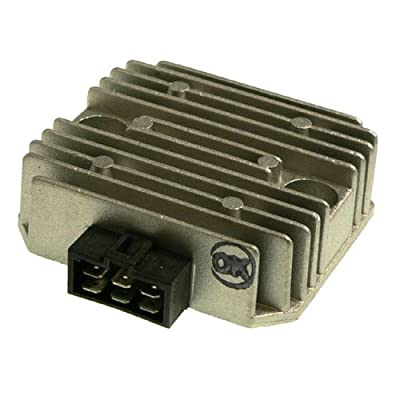 Db Electrical Aki6016 Kawasaki Voltage Regulator KLF300 Bayou VN1500 VN750 VULCAN ZL600 ZX600 NINJA, Kawasaki 21066-1089, SH650A-12 SH650A12 ELIMINATOR ZL600